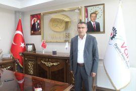 """VANOSB Yönetim Kurulu Başkanı Aslan'dan """"12 Eylül"""" mesajı"""