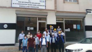 VASKİ personeline 'İş sağlığı ve güvenliği' semineri verildi