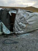 Van'da trafik kazası: 8 yaralı
