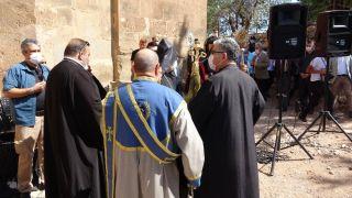 Van'daki Ermeni ayini başladı