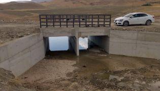 Van Büyükşehir Belediyesi 8 köprünün yapımını tamamladı
