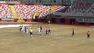 2. Lig: Vanspor FK: 1 – Karacabey Belediye Spor: 2