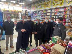 Başkan Akman'dan esnaf ziyareti