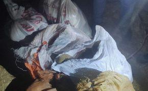 Başkale'de 154 kilogram toz esrar ele geçirildi