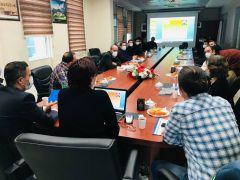 Van'da su ürünleri bilgilendirme eğitimi