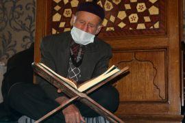 Ramazan ayının 14 asırlık 'Mukabele' geleneği