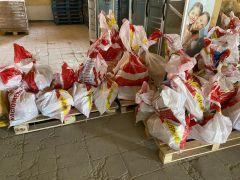 Birlik Vakfı'ndan bin 220 aileye Ramazan yardımı