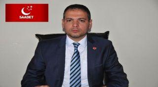 """Saadet Partisi Van İl Başkanı İlhan'dan """"Kadir Gecesi"""" mesajı"""