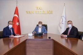 YYÜ ve Milli Eğitim Müdürlüğü arasında protokol imzalandı