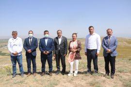 2 bin 600 yıllık ızgara planlı Zernaki Tepe'de arkeolojik çalışmalar başlayacak