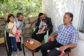 Başkan Say, Babalar Günü'nde üç kuşakla bir araya geldi