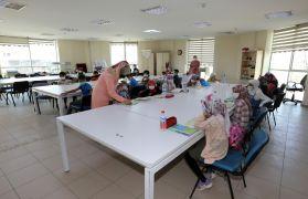 Van Büyükşehir Belediyesinin Kur'an kursu başladı