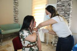 Edremit Belediyesinden aşı farkındalığı