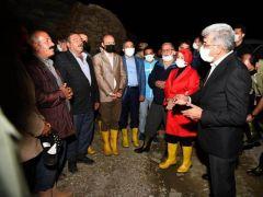 Milletvekili Arvas, sel ve su taşkınlarına karşı uyardı