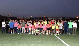 Van Büyükşehir Belediye Spor Kulübü'nün futbol takımları çalışmalara başladı