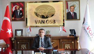 Başkan Aslan'dan depremin yıl dönümü mesajı