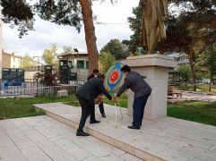 Erciş'te 'Muhtarlar Günü' törenle kutlandı