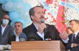 Memur-Sen Genel Başkanı Yalçın'dan Cumhurbaşkanına teşekkür