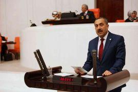 Milletvekili Arvas'tan depremin yıl dönümü mesajı