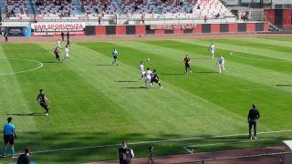 Ziraat Türkiye Kupası 3.Tur: Silahtaroğlu Vanspor FK: 1 Zonguldak Kömürspor: 0